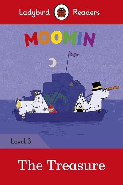 Moomin: The Treasure - Ladybird Readers Level 3