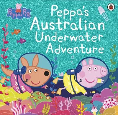Peppa Pig: Peppa's Australian Underwater Adventure