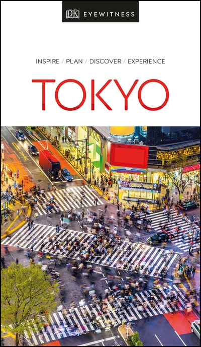 Tokyo: Eyewitness Travel Guide
