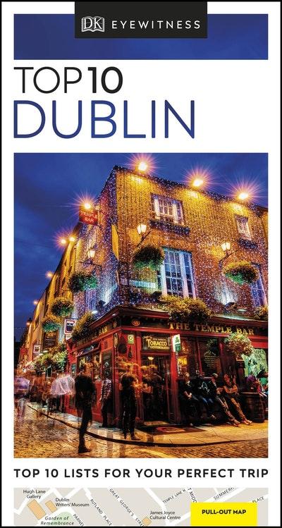 Top 10 Dublin: Eyewitness Travel Guide