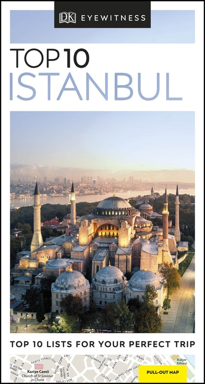 Top 10 Istanbul: Eyewitness Travel Guide