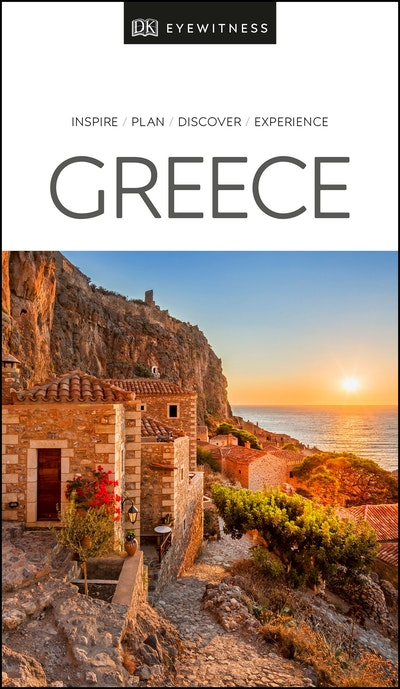 Greece, Athens and Mainland: Eyewitness Travel Guide