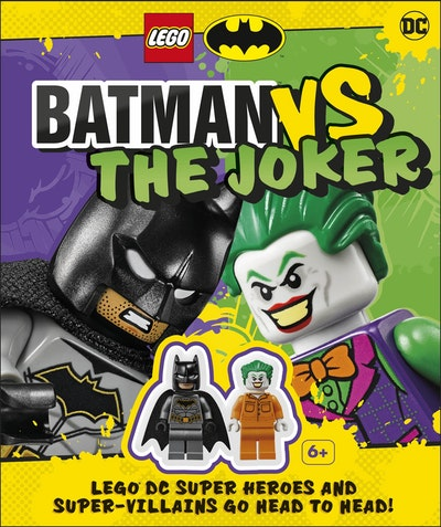 LEGO Batman Batman Vs. The Joker