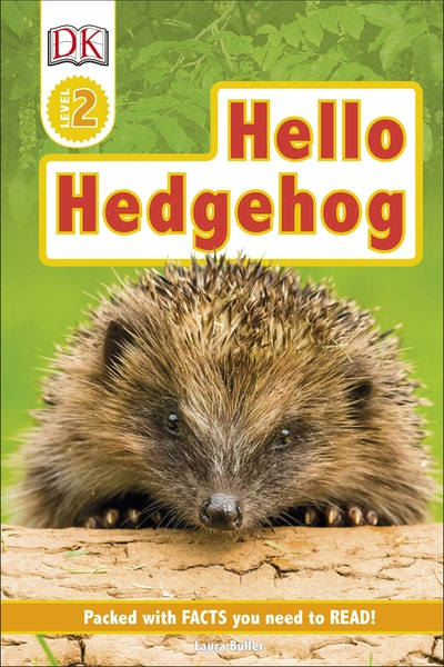 Hello Hedgehog Reader Level 2