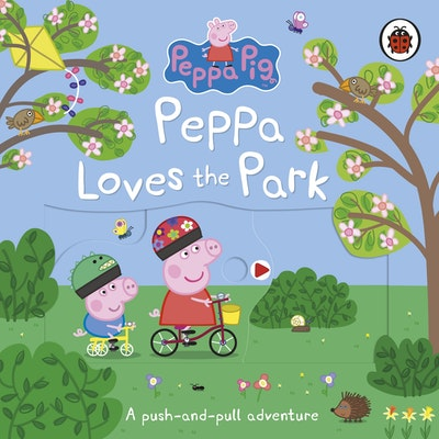Peppa Pig: Peppa Loves The Park Novelty Book