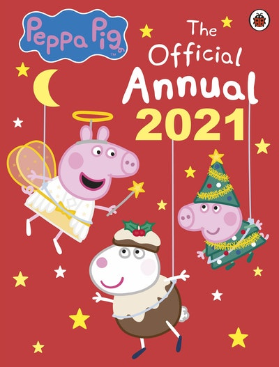 Peppa Pig:The Official Peppa Annual 2021
