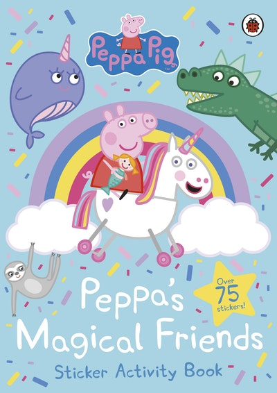 Peppa Pig: Peppa's Magical Friends Sticker Activity