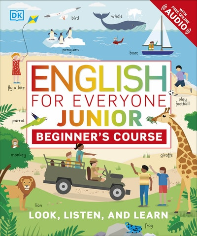 Jnr Beginners Course: Eng for Everyone