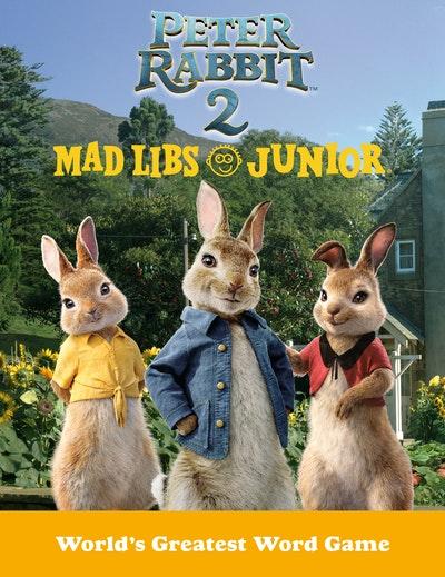 Peter Rabbit 2 Mad Libs Junior