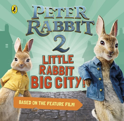 Peter Rabbit Movie 2 Picture Book