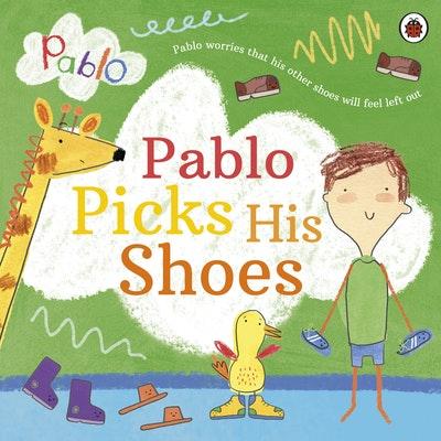 Pablo: Pablo Picks His Shoes