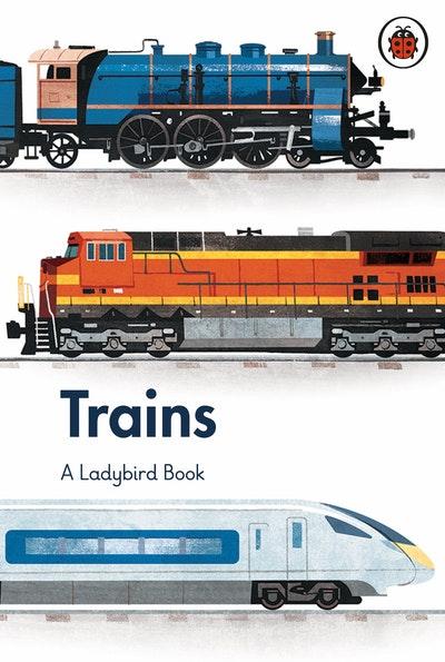 A Ladybird Book: Trains