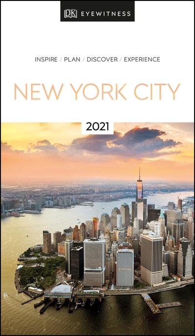 New York City: Eyewitness Travel Guide