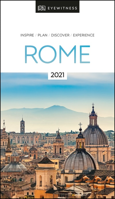 Rome: Eyewitness Travel Guide