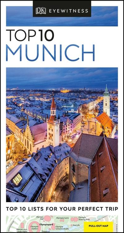 Top 10 Munich: Eyewitness Travel Guide