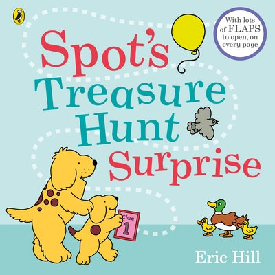 Spot's Treasure Hunt Surprise