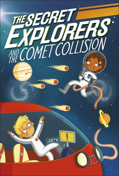 The Secret Explorers and the Comet Collision
