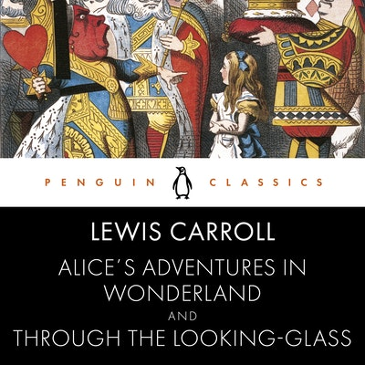 Alice's Adventures In Wonderland And Through The Looking Glass: Pantone Classic