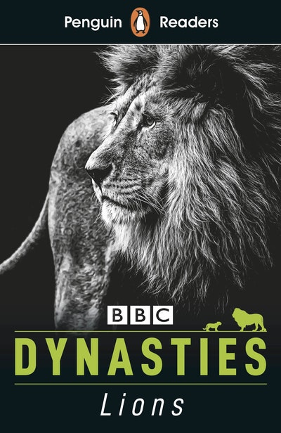 Penguin Reader Level 1: Dynasties: Lions
