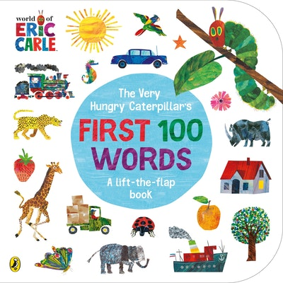 The Very Hungry Caterpillar's First 100 Words