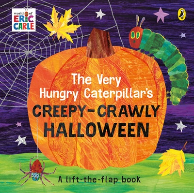 The Very Hungry Caterpillar's Creepy-Crawly Halloween