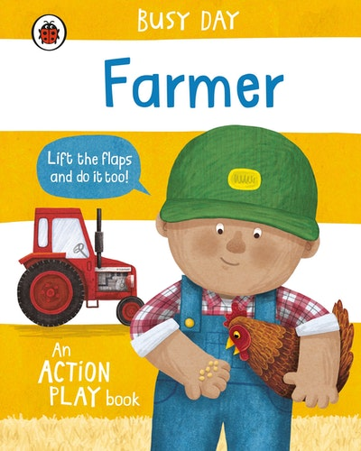 Busy Day: Farmer