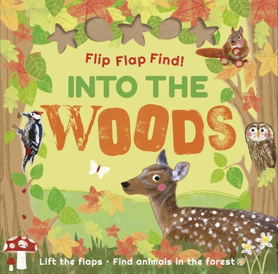 Flip Flap Find Into The Woods