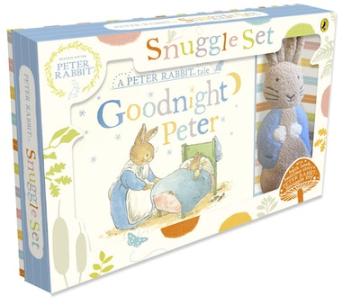 Peter Rabbit Snuggle Set