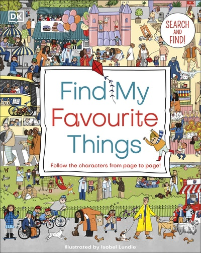 Find My Favourite Things