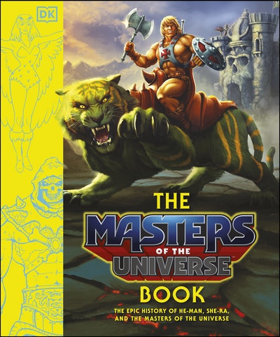 The Masters Of The Universe Book