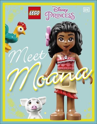 LEGO Disney Princess Meet Moana