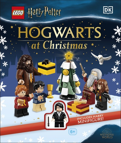 LEGO Harry Potter Hogwarts at Christmas
