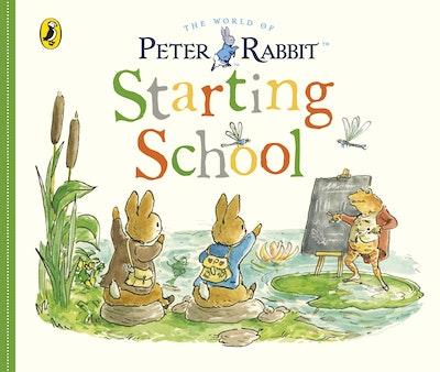 Peter Rabbit Tales: Starting School