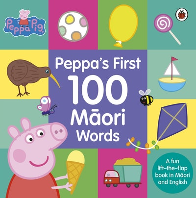 Peppa Pig: Peppa's First 100 Maori Words