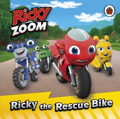 Ricky Zoom, the Rescue Bike