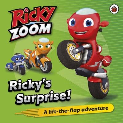 Ricky Zoom: Ricky's Surprise