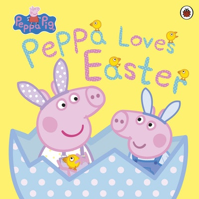Peppa Pig: Peppa Loves Easter