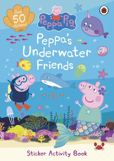 Peppa Pig: Peppa's Underwater Friends