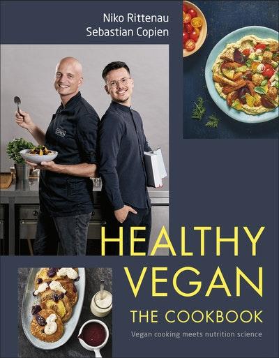 Healthy Vegan The Cookbook