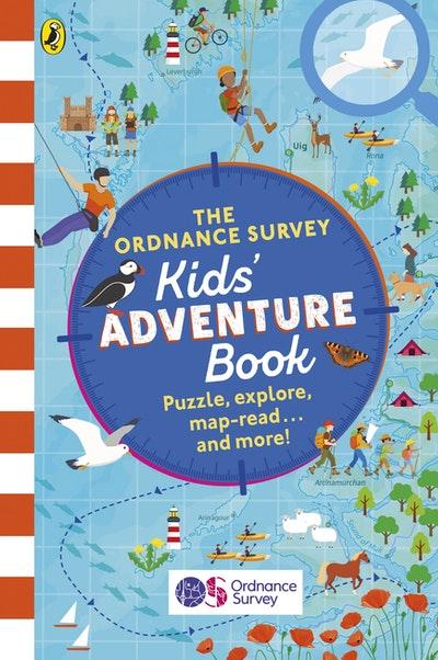 The Ordnance Survey Kids Adventure Book