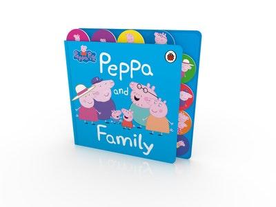 Peppa Pig: Peppa and Family