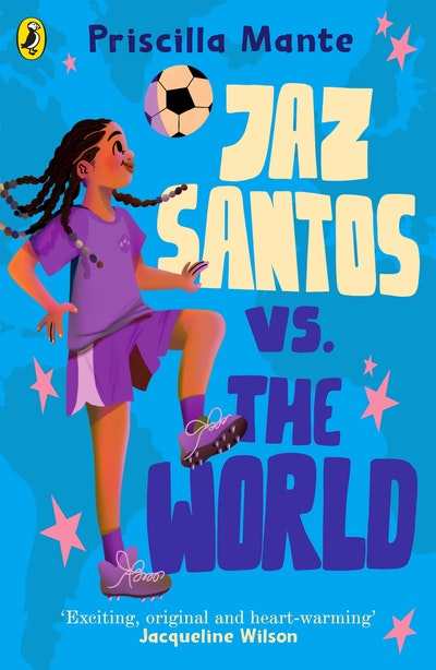 The Dream Team: Jaz Santos vs. the World