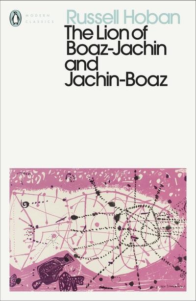 The Lion of Boaz-Jachin and Jachin-Boaz