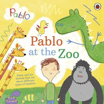 Pablo At The Zoo