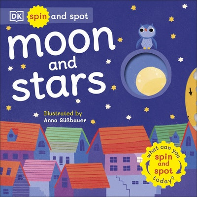 Spin and Spot: Moon and Stars