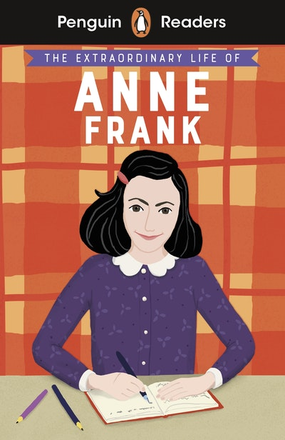 Penguin Readers Level 2: The Extraordinary Life of Anne Frank (ELT Graded Reader)