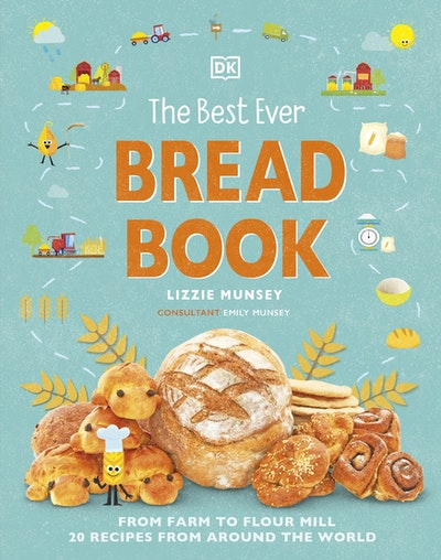 The Best Ever Bread Book