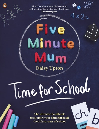 Five Minute Mum: Time For School
