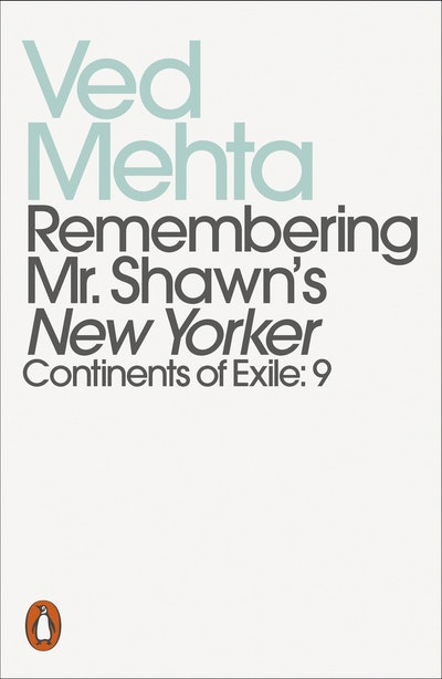 Remembering Mr. Shawn's New Yorker