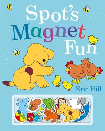 Spot's Magnet Fun